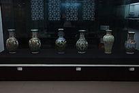 古代瓷器展柜