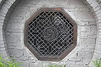 中国风格窗花
