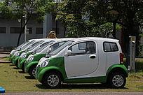 莞工松山湖校区环保小汽车
