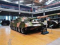 军事坦克模型艺术展示厅