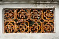 陶瓷窗花雕花