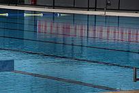 游泳池水线