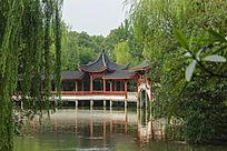 江南园林庭院