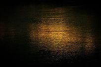 金光湖面图片