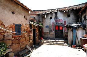 六鳌古镇农家小院