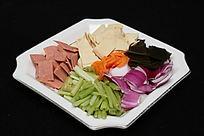 家常菜洋葱芹菜炒千张皮