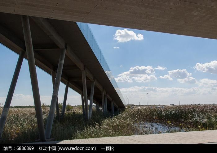 湿地公园引桥