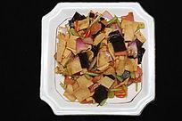 家常菜洋葱炒千张皮