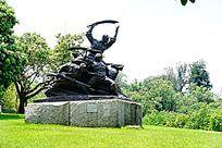 革命烈士雕像