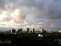 都市建筑风景