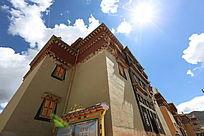 松赞林寺建筑