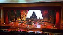 泰国东巴乐园民族传统文化表演