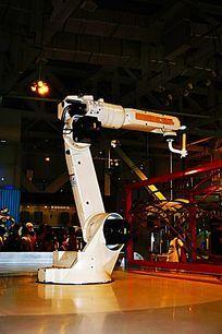 工业机械人