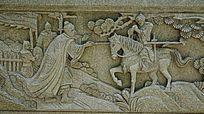 古代人物故事壁画
