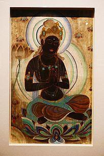 信仰佛教壁画