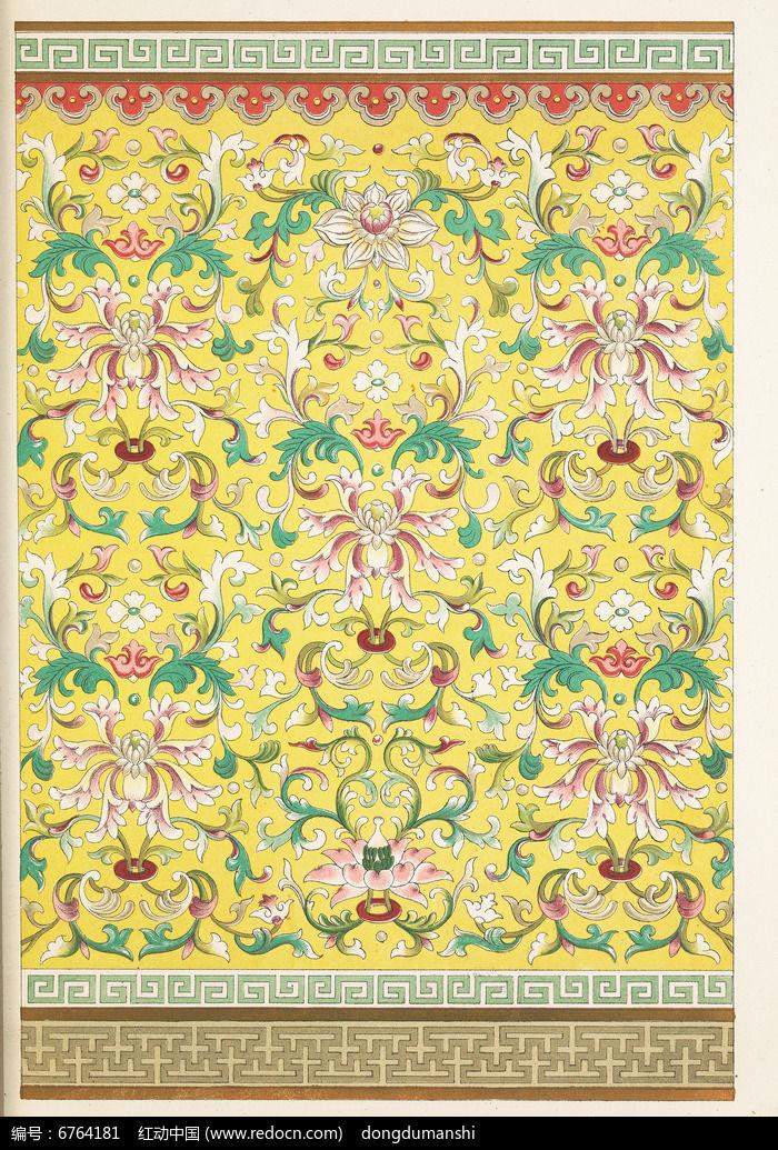 中国传统纹样吉祥图案图片