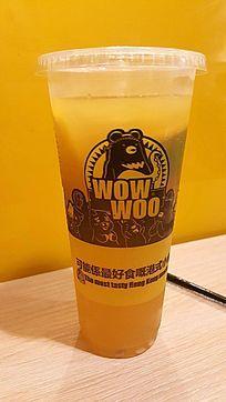 金桔柠檬茶