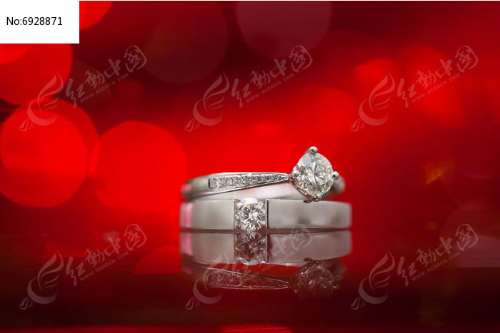 婚礼中的戒指