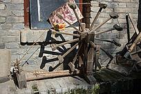 老陕西纺车