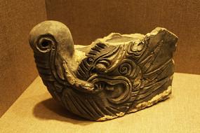 南汉象首形垂兽