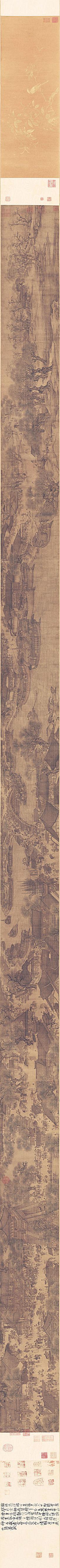 北宋 张择端《清明上河图》高清国画长卷