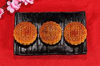 香甜蛋黄月饼