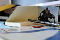 书桌上的物品
