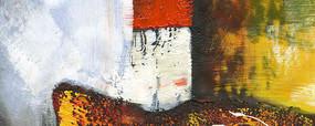爆款流行抽象油画