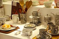瓷器杯类展