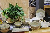 瓷窑瓷碗展