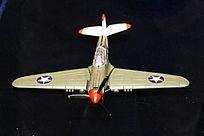 飞虎队飞机模型