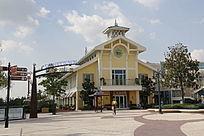 上海迪士尼小镇