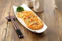 香酥米兰虾饼