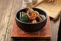 香酥石锅虾