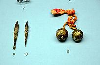 19世纪哈萨克人挖耳勺