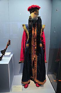 俄罗斯民族服饰
