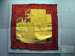 马里人女性节日头巾