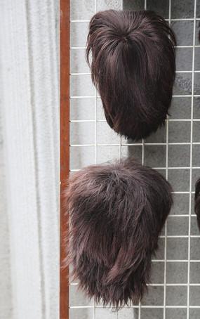 女士假发头套