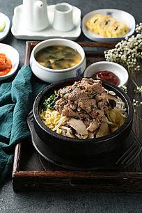 一品牛肉石锅拌饭