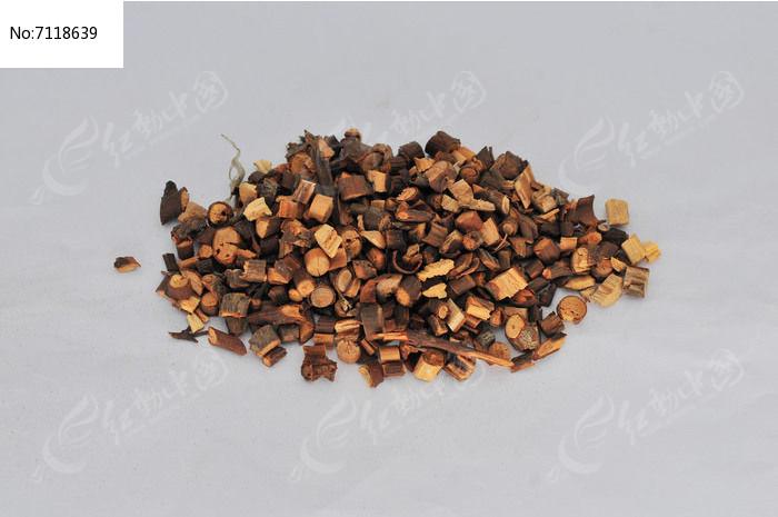 中草药桂枝图片