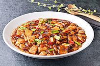 龙头烤烧豆腐