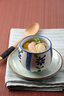 日式海鲜蒸蛋