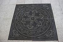 花纹雕刻地砖