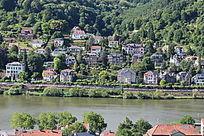 多瑙河风景