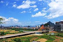 广西贺州市风光
