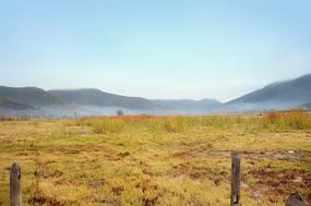 洛古湖风景摄影
