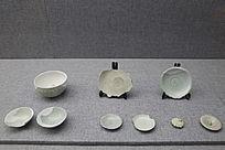 南宋青白釉瓷器