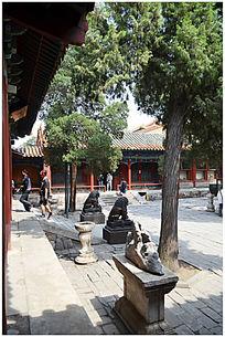 北京故宫佛香阁