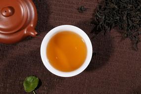 浓香大红袍茶