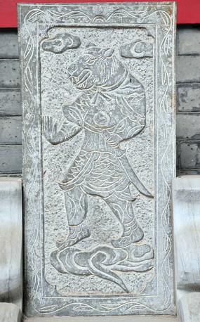 十二生肖石雕虎
